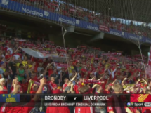 Brondby IF 2:1 Liverpool