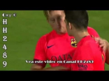 Recreativo Huelva 0:1 FC Barcelona