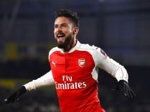 Arsenal Londyn 2:0 FC Basel