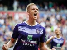 Anderlecht 2:2 Gent