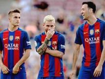 Sevilla FC 0:2 FC Barcelona