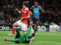 Olympique Lyon 3:2 Benfica Lizbona