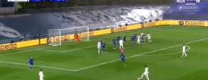 Genialny gol Karima Benzemy! Bramka Realu Madryt na 1:1 w meczu z Chelsea [WIDEO]