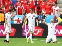 Szwajcaria 1:1 Polska