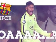 Neymar na 1:1!