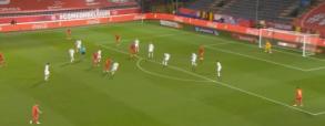 Przepiękny gol w meczu Belgii! Youri Tielemans strzela na 1:0