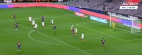 Fantastyczny gol Dembele! Francuz strzela na 1:0 w meczu z Sevillą [WIDEO]
