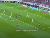 Dembele daje prowadzenie Barcelonie! Fantastyczny strzał