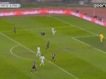 Bramka Felixa na 2:1 w meczu z Chorwacją. Portugalia wygrywa mecz