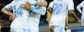 Olympique Marsylia 2:4 PSG