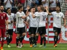 Norwegia 0:3 Niemcy