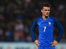 Niemcy 0:2 Francja