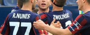 Pogoń Szczecin 2:2 Cracovia Kraków