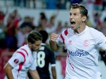 Krychowiak strzela w finale Ligi Europy!