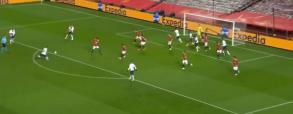 Gol Marquinhos na 2:1! PSG prowadzi z Manchesterem United
