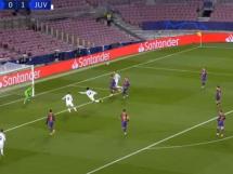Juventus prowadzi 2:0 z Barceloną! Cudowne uderzenie McKennie