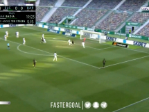 Bramka de Jonga! FC Barcelona prowadzi 1:0 z Elche [WIDEO]