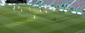 Gol de Jonga na 1:0! Barcelona prowadzi z Elche [WIDEO]