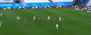 Milik strzela bramkę Brest! Czwarty gol 27-latka dla Marsylii [WIDEO]