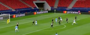 Atomowe uderzenie Kevina De Bruyne! Manchester City prowadzi 1:0 [WIDEO]