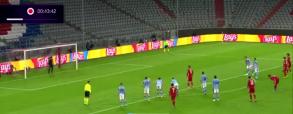 Bramka Lewandowskiego w meczu z Lazio! Polak wyprowadza Bayern na prowadzenie [WIDEO]