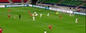 Gol Lewandowskiego w meczu z Węgrami! Napastnik strzela na 3:3 [WIDEO]
