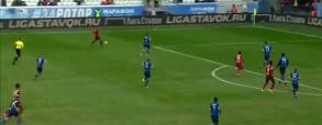 Kolejny gol Krychowiaka w tym sezonie ligowym! Polak daje prowadzenie Lokomotiwowi [WIDEO]