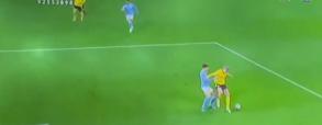 17-latek strzela bramkę w Lidze Mistrzów! Borussia Dortmund prowadzi 1:0 [WIDEO]