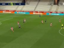 Milik strzela bramkę w meczu z Stade Reims! Polak strzela na 2:1 [WIDEO]
