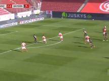 Lewandowski strzela w meczu z Mainz! Bramka Polaka na 1:2 [WIDEO]
