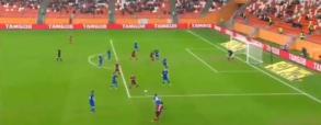 Bramka Krychowiaka w meczu z FK Tambow! Polski pomocnik strzela na 1:0 [WIDEO]