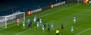 Marquinhos strzela gola Manchesterowi City! Idealna asysta Di Marii [WIDEO]