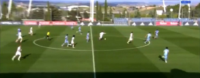 Kapitalna bramka młodego piłkarza Realu Madryt! Fantastyczne uderzenie [WIDEO]