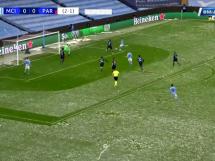 Manchester City strzela na 1:0 w meczu z PSG! Kapitalna akcja Anglików [WIDEO]