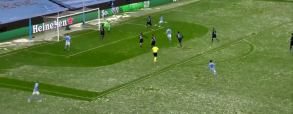 Kapitalna bramka Mahreza! Manchester City prowadzi 1:0 z PSG [WIDEO]