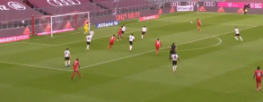 Lewandowski strzela bramkę już w 2. minucie meczu! 37. gol Polaka w tym sezonie Bundesligi [WIDEO]