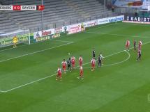 Lewandowski strzela w meczu z Freiburgiem! 40. gol Polaka w tym sezonie Bundesligi [WIDEO]