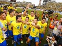 Las Palmas 5:1 Granada CF