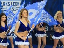 Górnik Łęczna 0:1 Lech Poznań