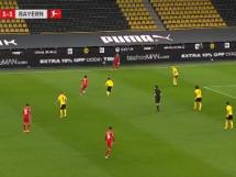 Fantastyczne uderzenie Lewandowskiego! Polak daje prowadzenie Bayernowi