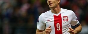 Zwycięski gol Lewandowskiego przeciwko Armenii