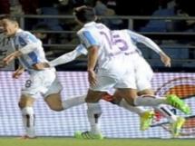 Malaga CF 1:0 Sporting Gijon