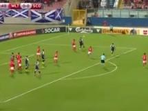 Malta 1:5 Szkocja