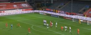 Gol Mertensa z rzutu wolnego! Idealne wykończenie piłkarza Napoli