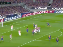 Gol Messiego w meczu z Athletic Bilbao! Przepiękne uderzenie Argentyńczyka [WIDEO]