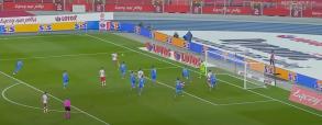 Jakub Moder zdobywa bramkę na 2:0! Szybki gol po wejściu na murawę