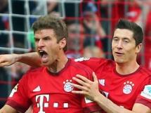 Bayern Monachium - Hertha Berlin 2:0