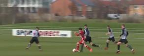 Polak z golem sezonu w Premier League U-18! Niesamowita akcja Mateusza Musiałowskiego [WIDEO]