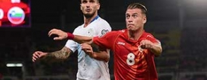 Macedonia 2:1 Słowenia