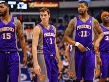 Memphis Grizzlies 95:93 Phoenix Suns